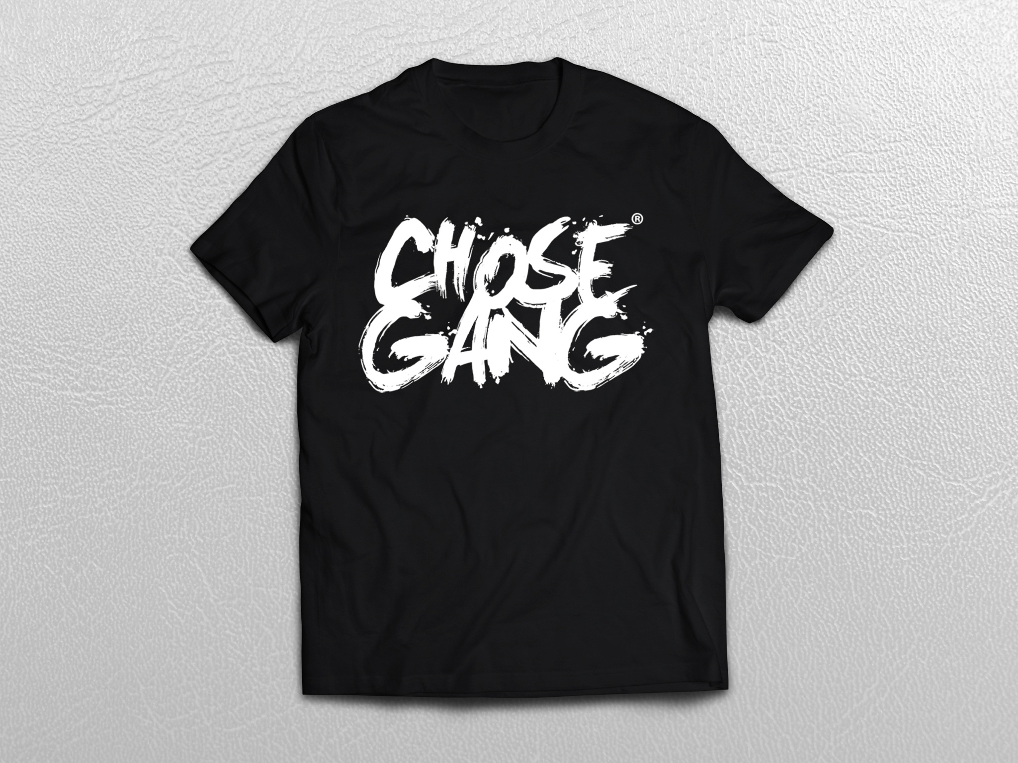 Chose Gang Tee Shirt